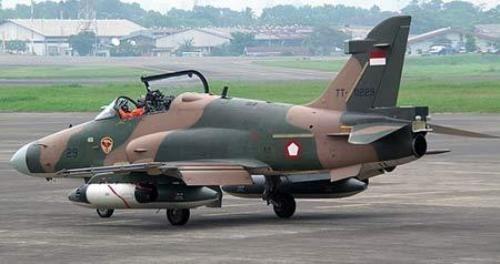 Hawk 200 TNI AU