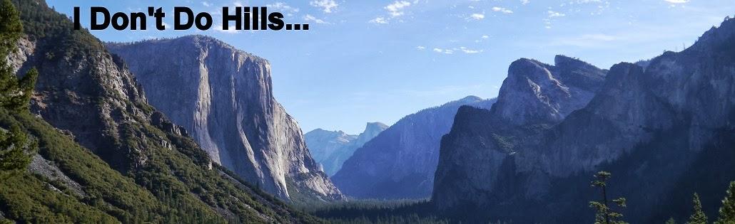 I Don't Do Hills