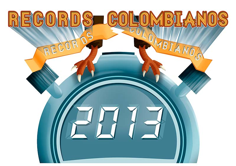 Records Colombianos