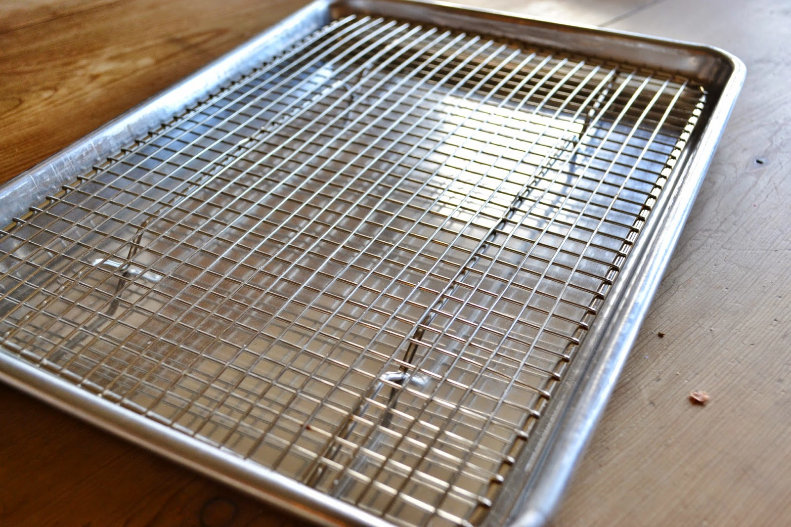 Exelent Baking Pan With Wire Rack Picture Collection - Everything ...