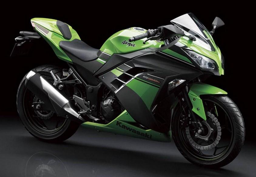 Specifications and Price Kawasaki Ninja 250 FI November 2015 ...