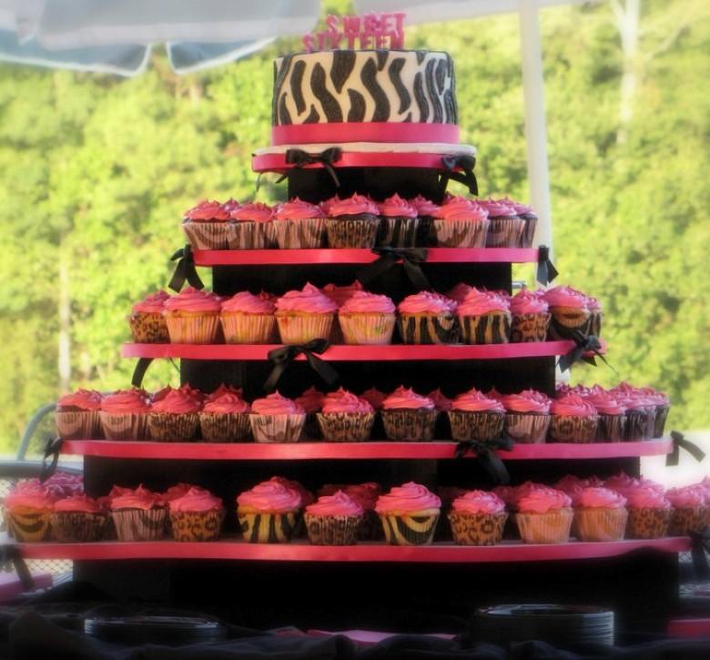 Ideas De Cupcakes O Pasteles Para Fiestas De Cumplea  Os