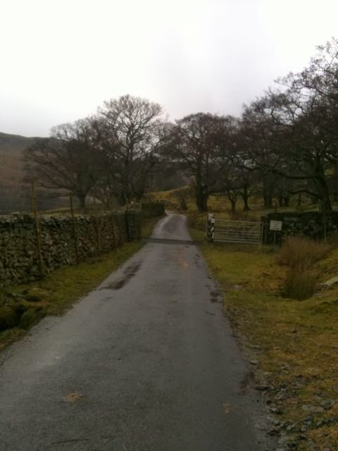 entry to Swindale, Cumbria