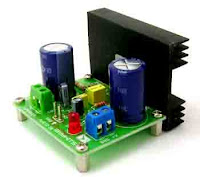 20 Watt amplifier