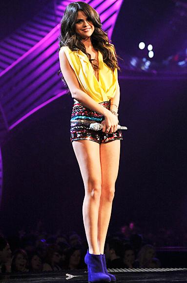 Selena Gomez Yang Semakin Sexy
