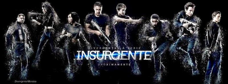 Trailer Insurgente.