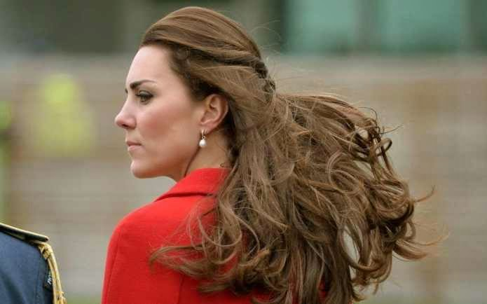 The Royal Hair.......Beautiful!!!