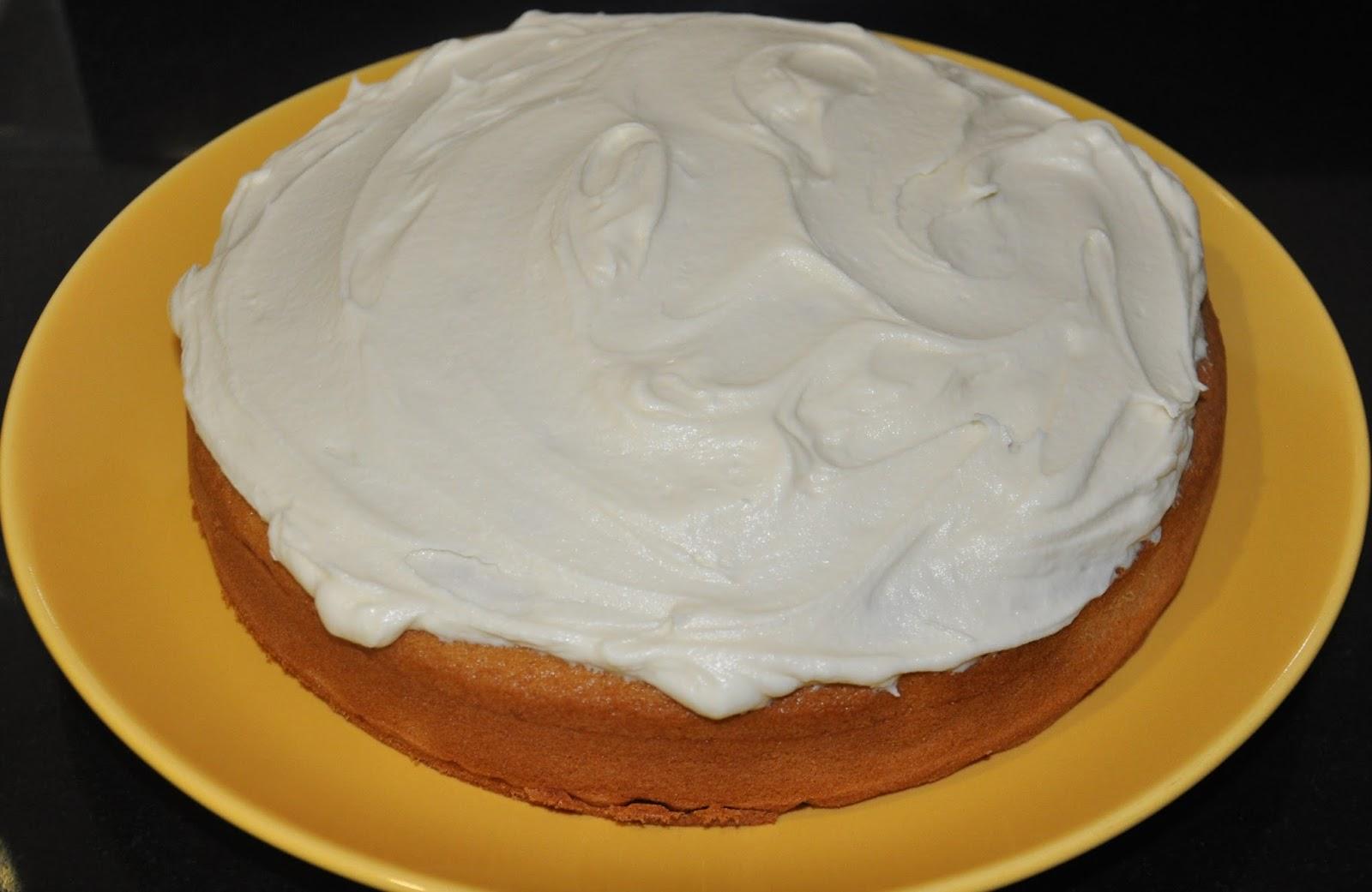 Dairy free butter cake recipe