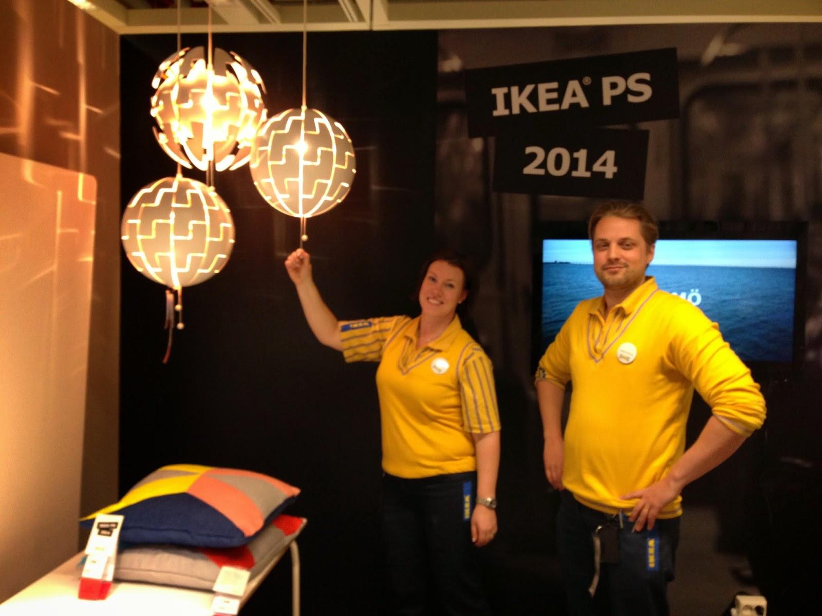 Kreativa kvadrat ab: ikea ps 2014   säljstart på ikea jönköping idag!