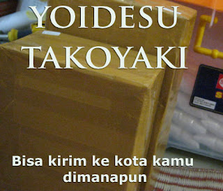 jual bahan baku takoyaki