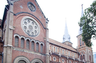 Catedral de Notre Dame de Saigón