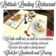 Latitude Landing Restaurant