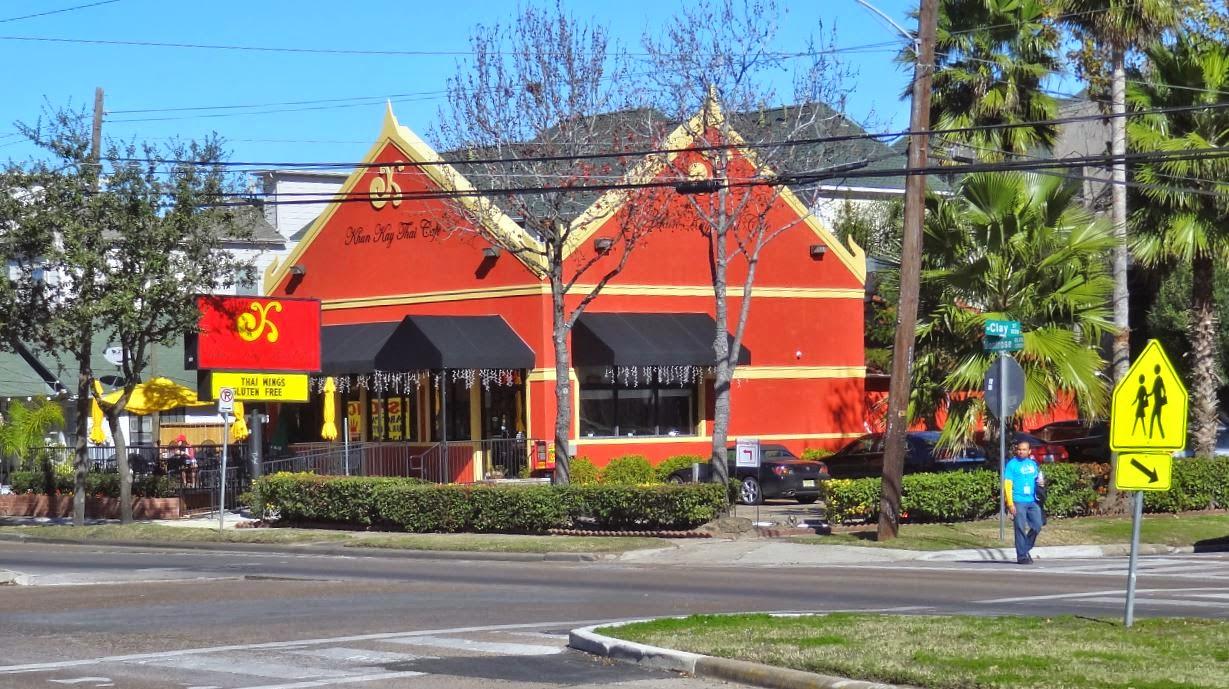 Cafe Montrose Houston Tx