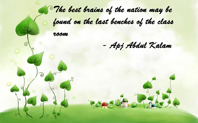 Abdul Kalam Quotes For Nation