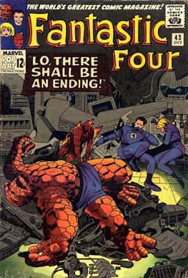 Fantastic Four #43