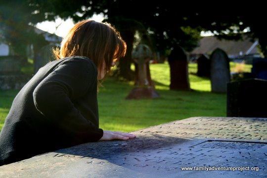 Graveyard Adventure