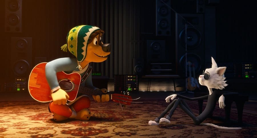 Rock Dog - No Faro do Sucesso 2017 Filme 1080p 720p BDRip Bluray FullHD HD completo Torrent