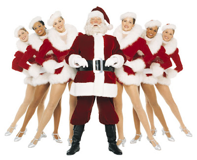 (New York) - Radio City Christmas Spectacular
