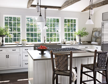 design indulgence: Kitchen love.