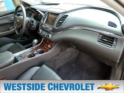 Chevrolet Car Interiors