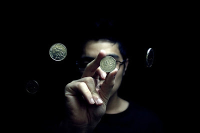 How and why you should learn magic tricks with coins