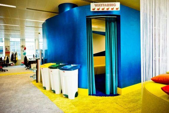 Google Office London Photos