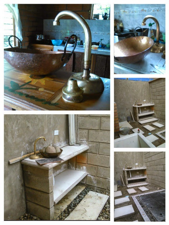 Decoracion Baño Rural:libre baño en exteriores baño rural baño exterior baño rustico