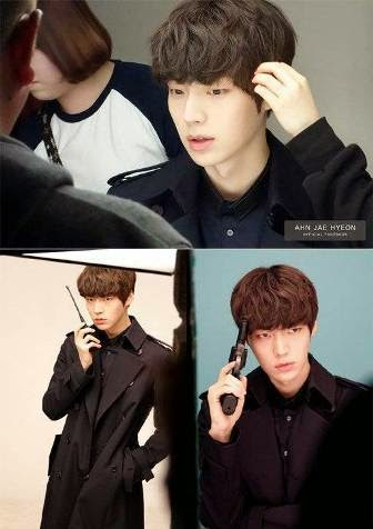 Tim Drama 'You're Surrounded' Rilis Video Pemotretan Ahn Jae Hyun sebagai Polisi Ganteng