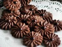 Resep Kue Kering Dahlia Mawar Enak Coklat Renyah Terbaru