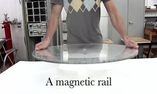 Magnetic Rail