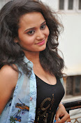 New Actress Jhansi Hot Stills in Shorts-thumbnail-14