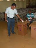 Senador Galán califica votaciones PLD como fiesta de la democracia