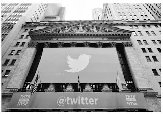 Twitter Shares Surge Over 90% on Wall Street Debut, Hit $50