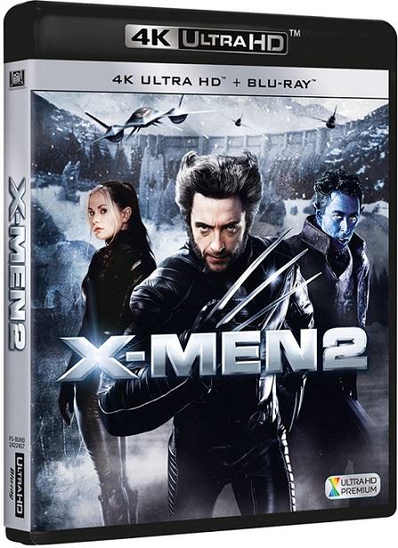 X-Men 2 4K (2003) 2160p 4K UltraHD HDR BluRay REMUX 50GB mkv Dual Audio DTS-HD 5.1 ch