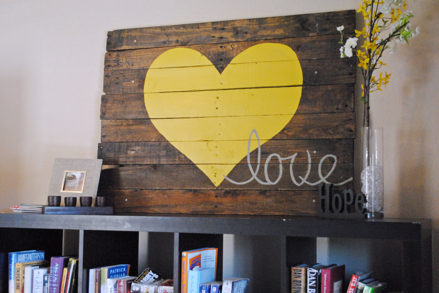 Awesome Wood Wall Art Diy Ideas - The Wall Art Decorations ...