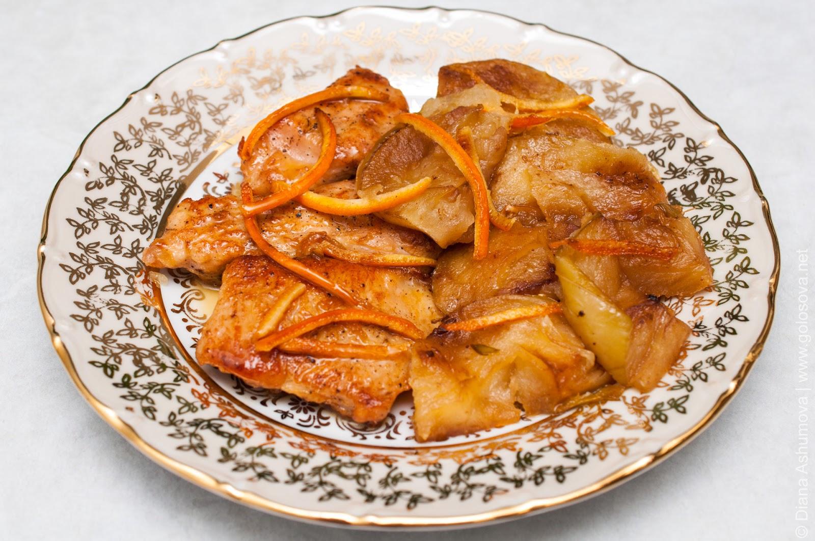 Филе индейки с картошкой рецепт с пошагово в