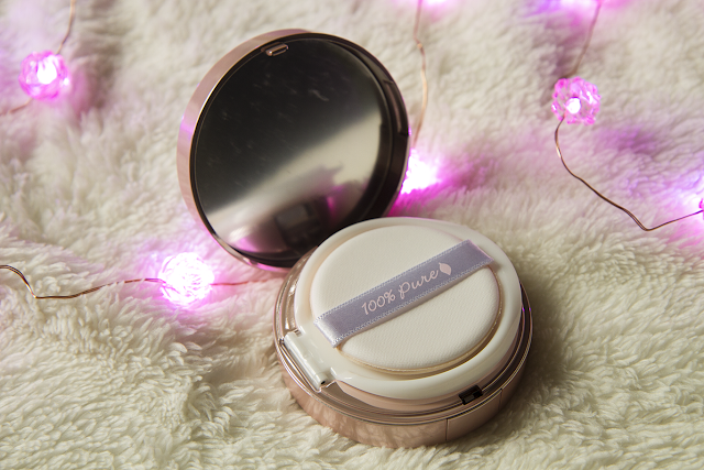Photo of 100% Pure Maracuja Oil Air Cushion Foundation.