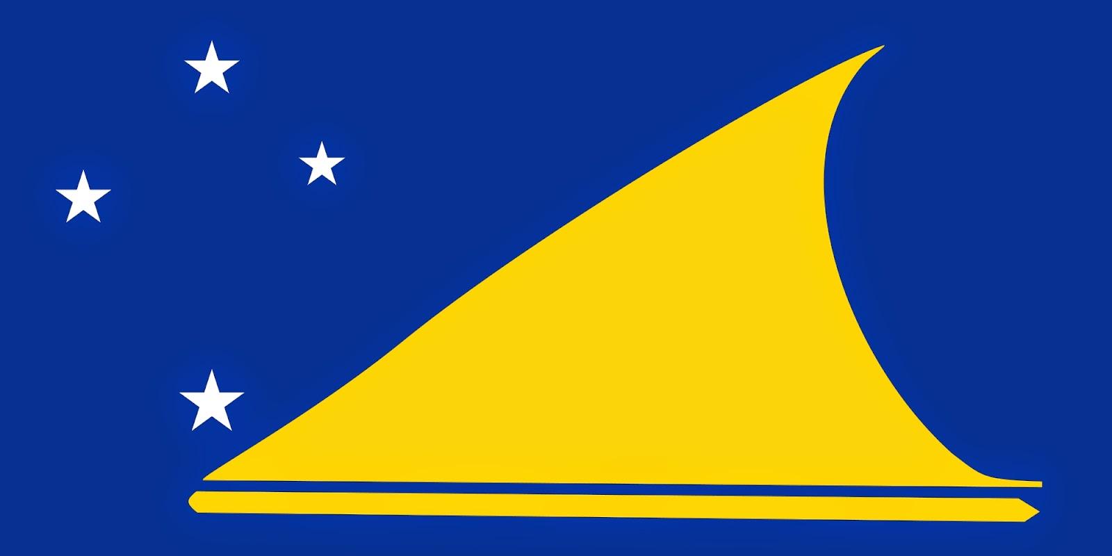 Bandiera delle Tokelau