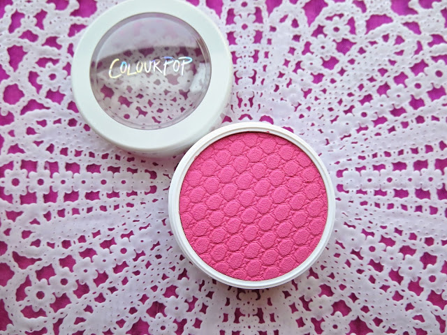 a picture of Colourpop Cosmetics Blush in Mochi