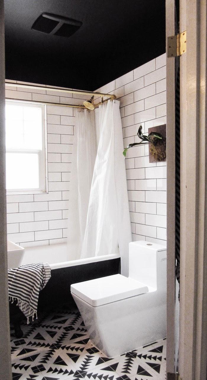 Capree Kimball's Bathroom Makeover