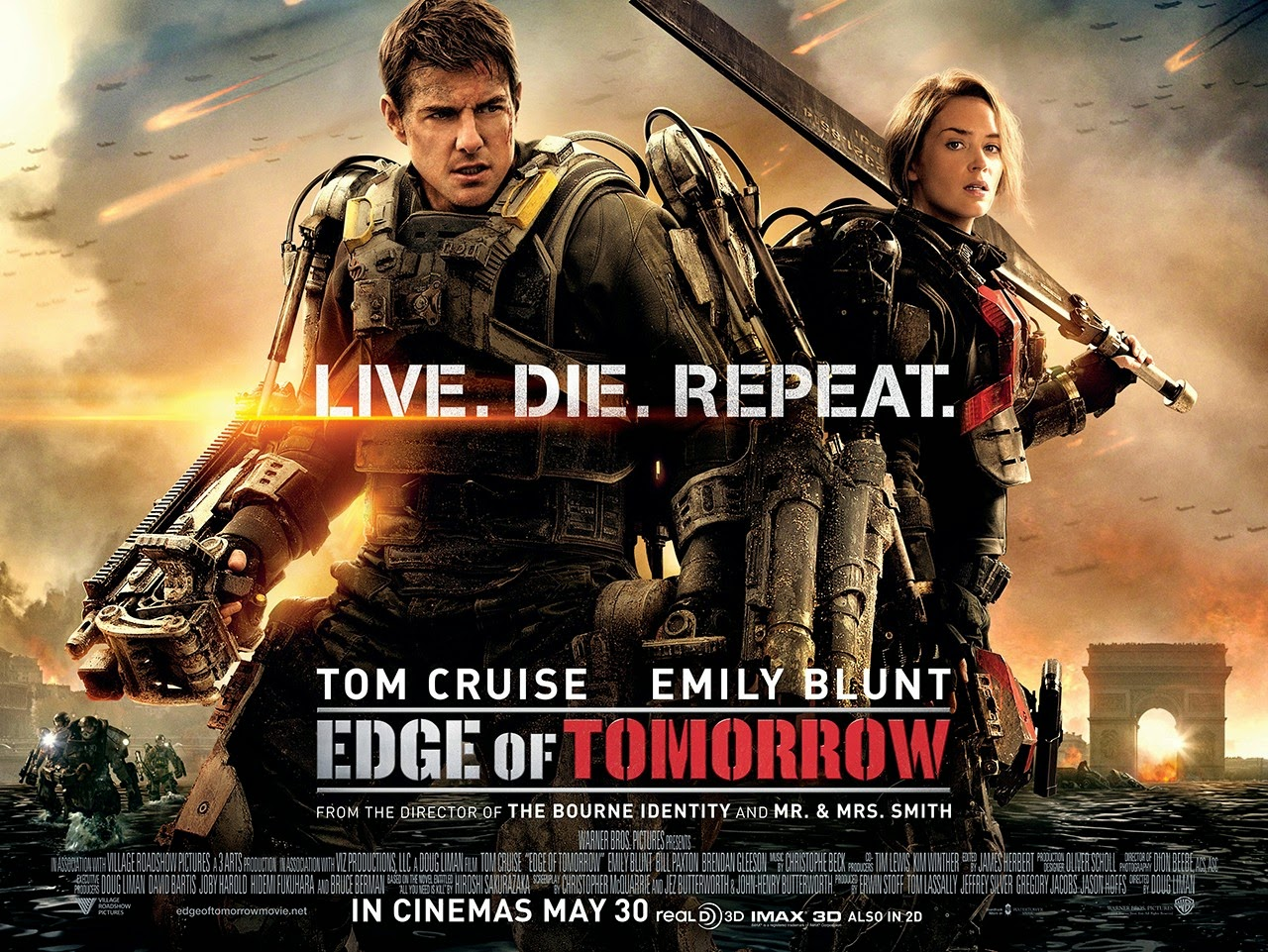Edge Of Tomorrow 2014 [Review]