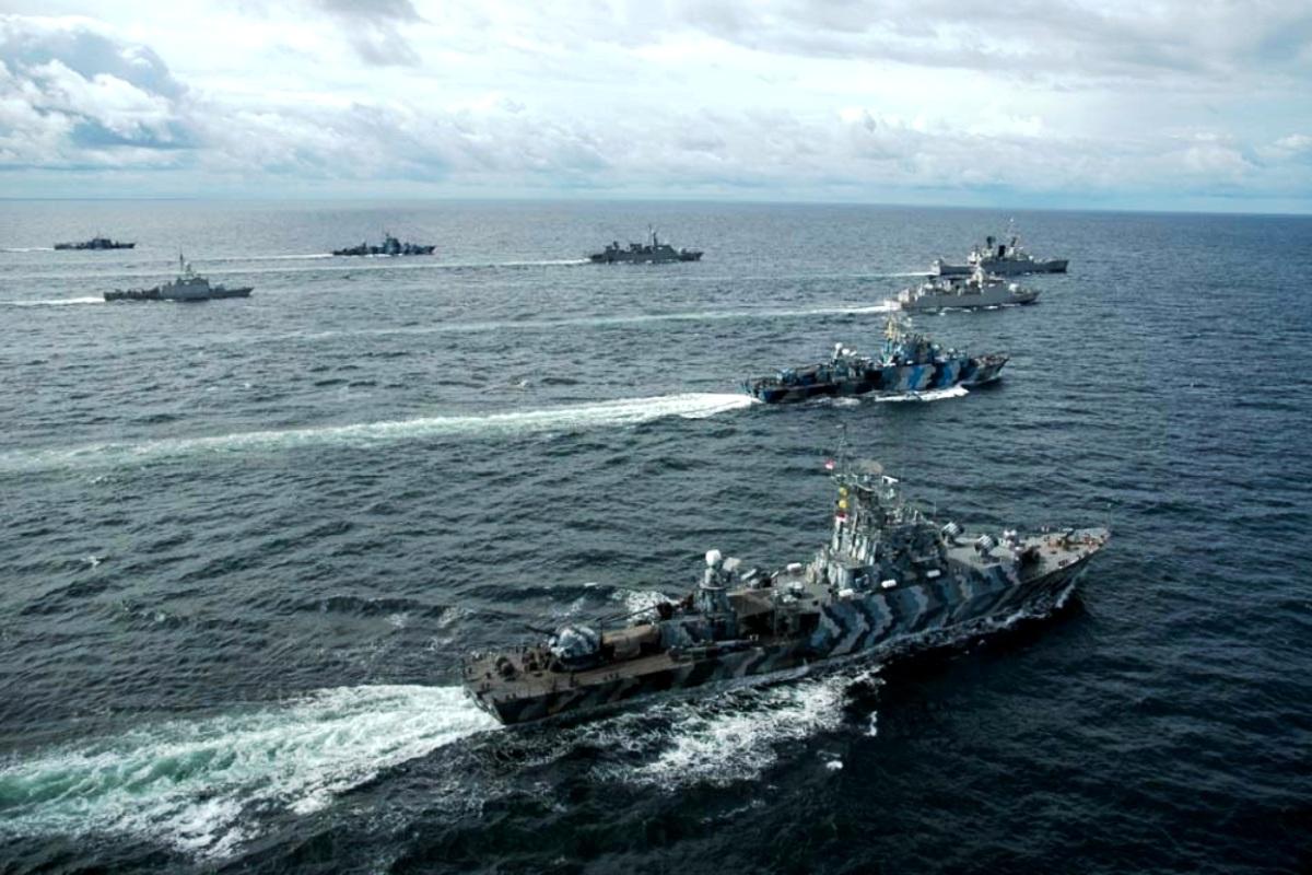 Pertahanan Maritim Indonesia