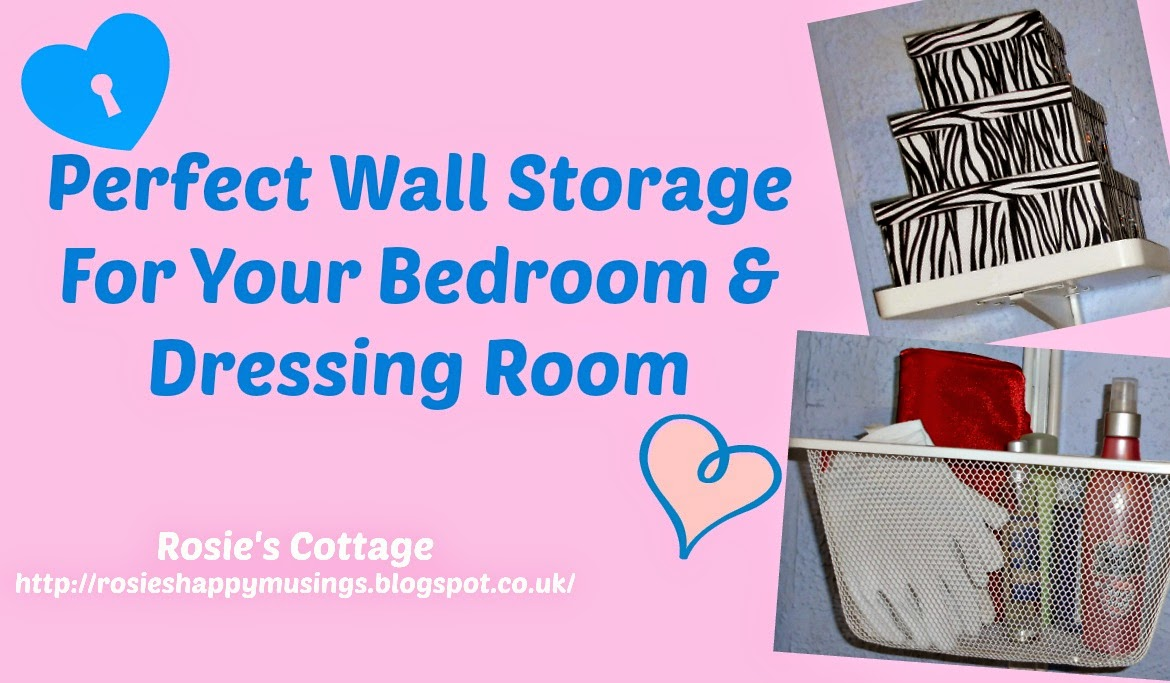 Perfect Wal Storage For Your Bedroom & Dressing Room