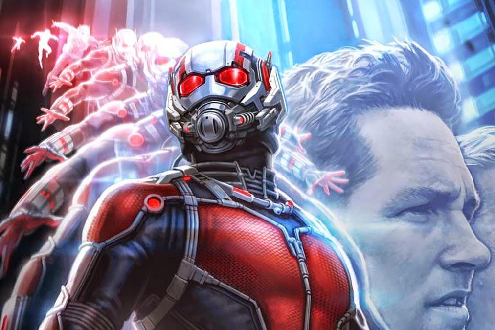 Vídeo viral de 'Ant-Man' que enlaza con el Universo Cinematográfico de Marvel