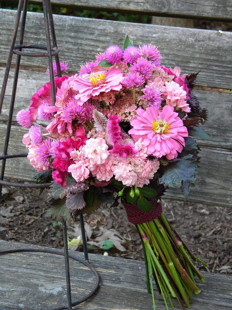 Wedding Flowers from Springwell: September 2011