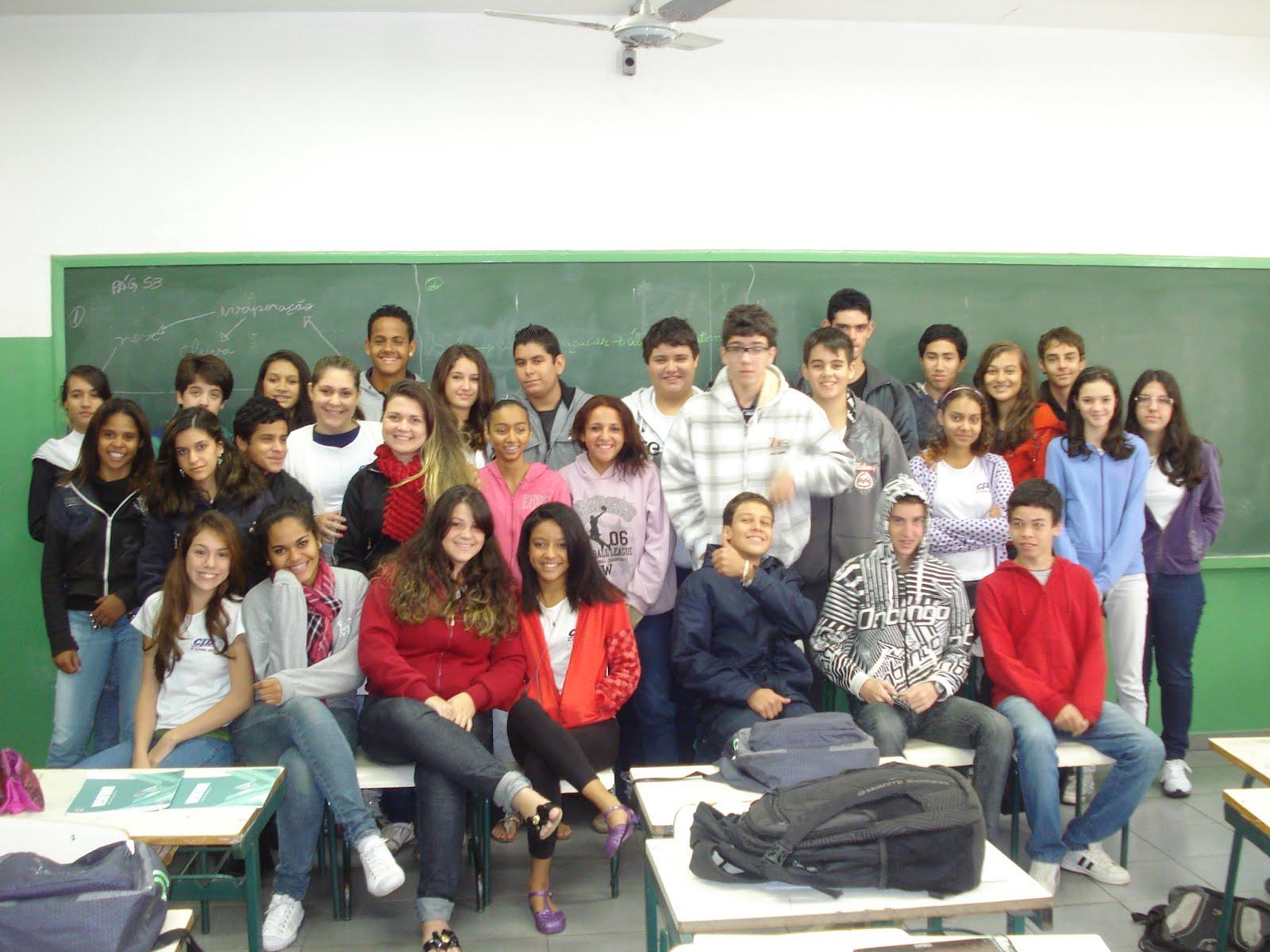 1º Colegial C - 2012