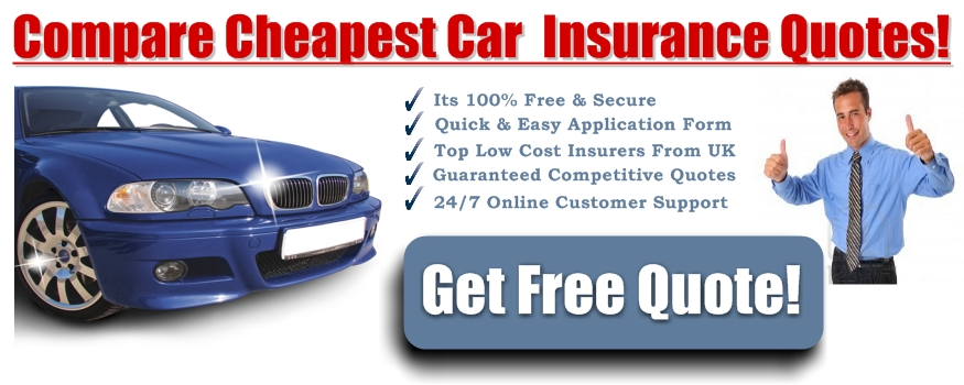 Cheapest Car Insurance | Compare Cheap Car Insurance Quotes For Free