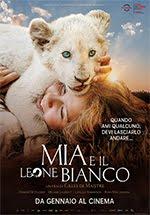 Mia è solo una bambina quando stringe una straordinaria amicizia con Charlie, un leoncino bianco...