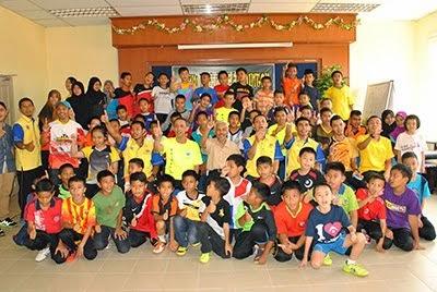 Kem Bakat Negeri Kelantan 2014