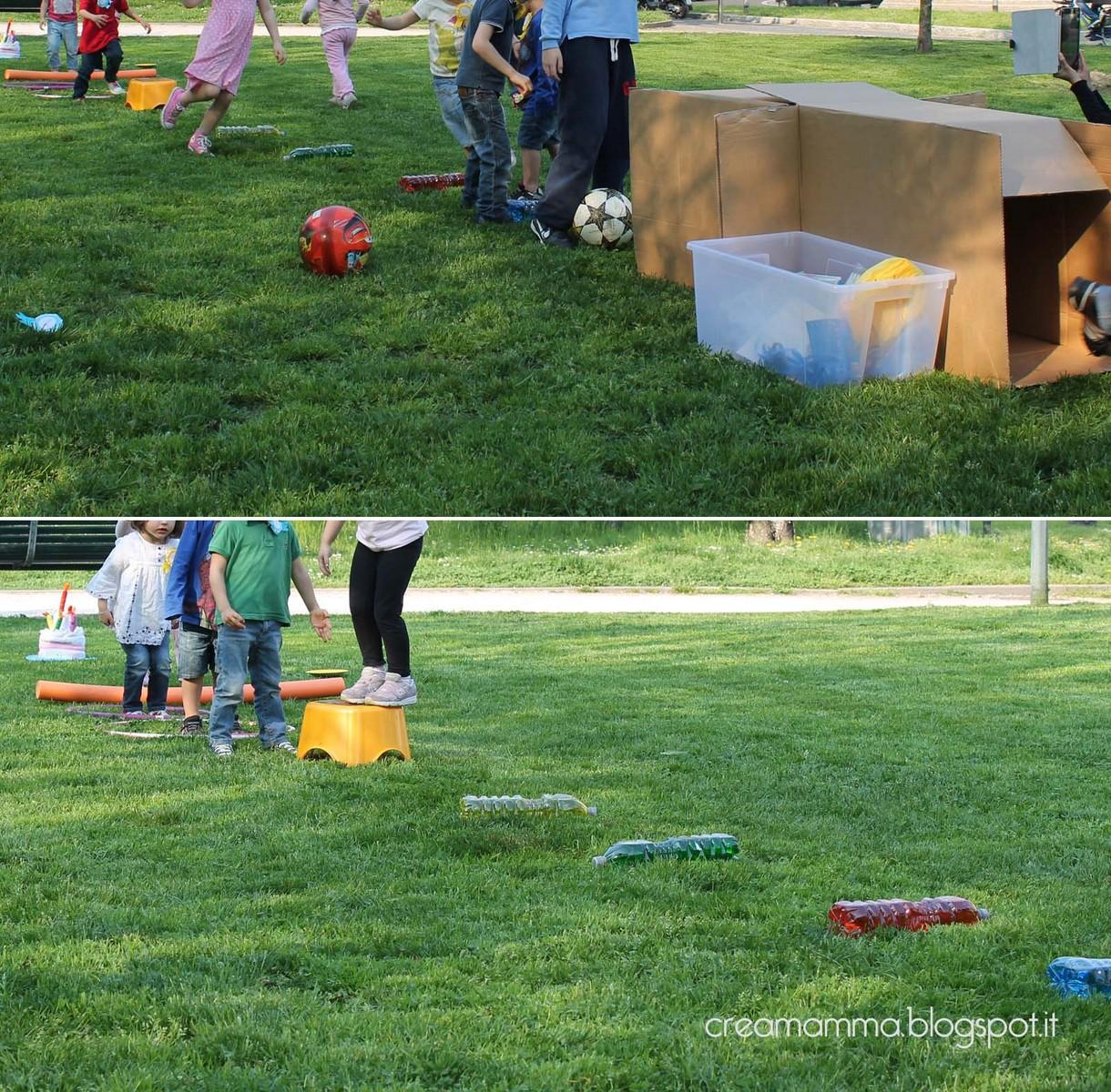 Fabuleux Diario di una Creamamma: Festa di compleanno al parco - resoconto  LK08